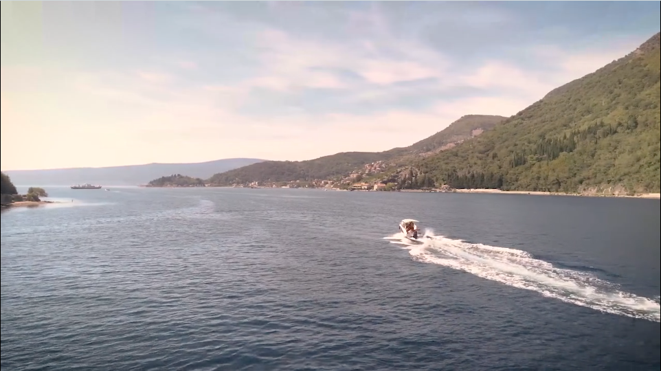 Verige Strait UXO Clearance Project